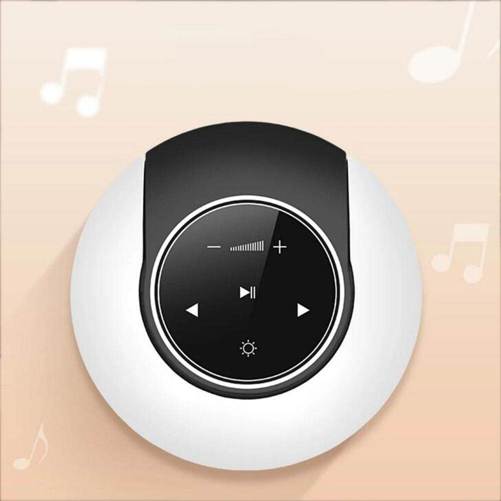 Big House Mini Wireless Bluetooth Speaker Night Light Smart Touch Sensor Bedside Lamp MP3 Music Player