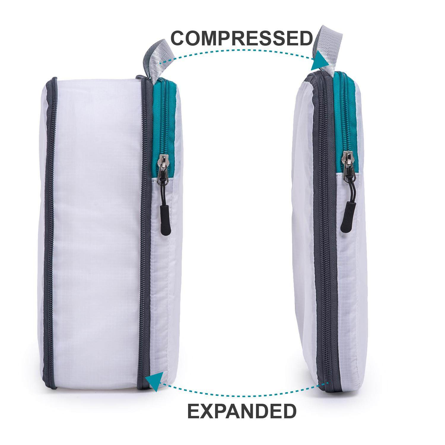 981d5d72d03e Packing Cube Set 3pcs for Travel,Compression Bags Organizer for  Luggage/Backpack