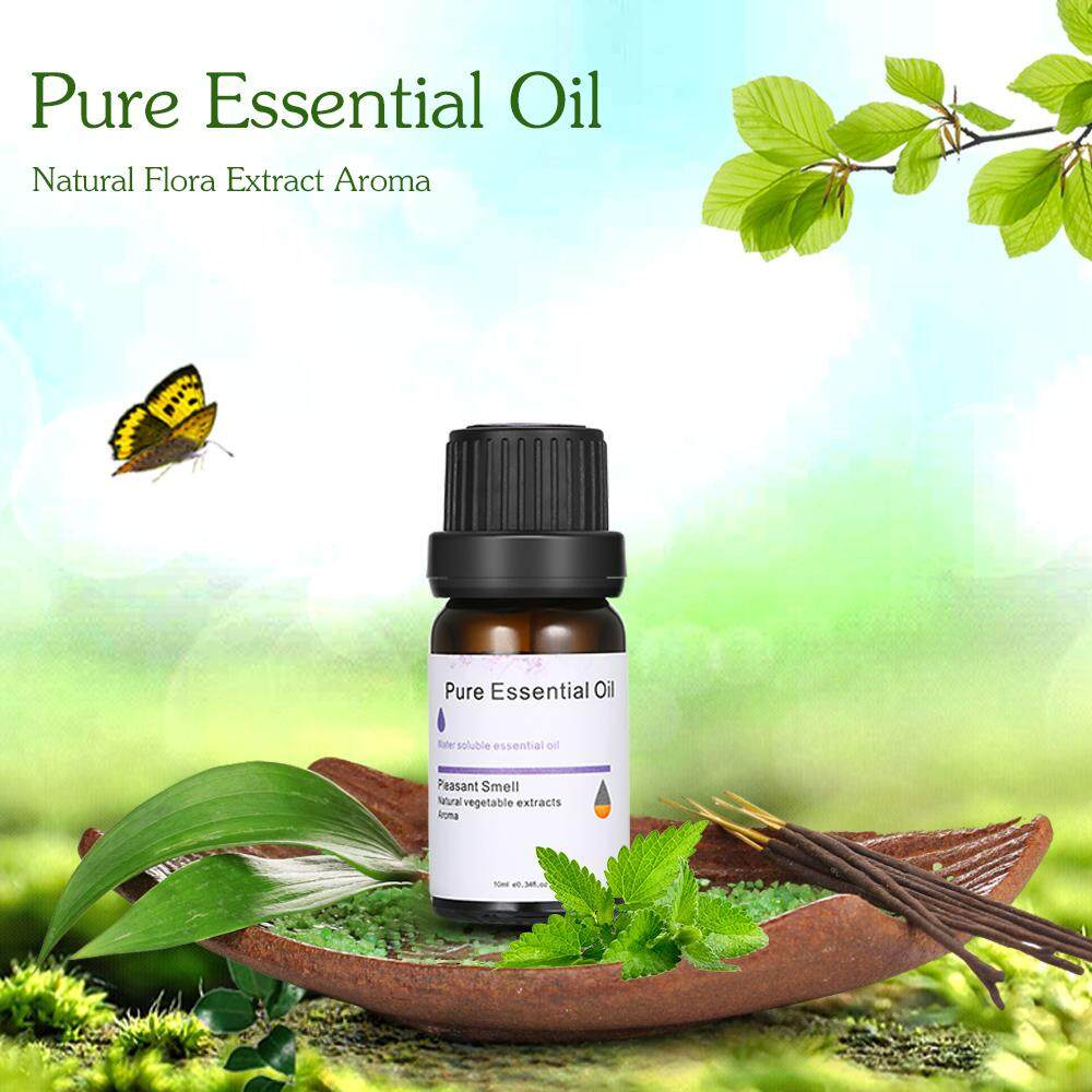 10ml Flores Aurantii Pure Essential Oil for Humiidifier Aromatherapy Home Bedroom Bar Yoga Club Massage Pure, Natural and Undiluted
