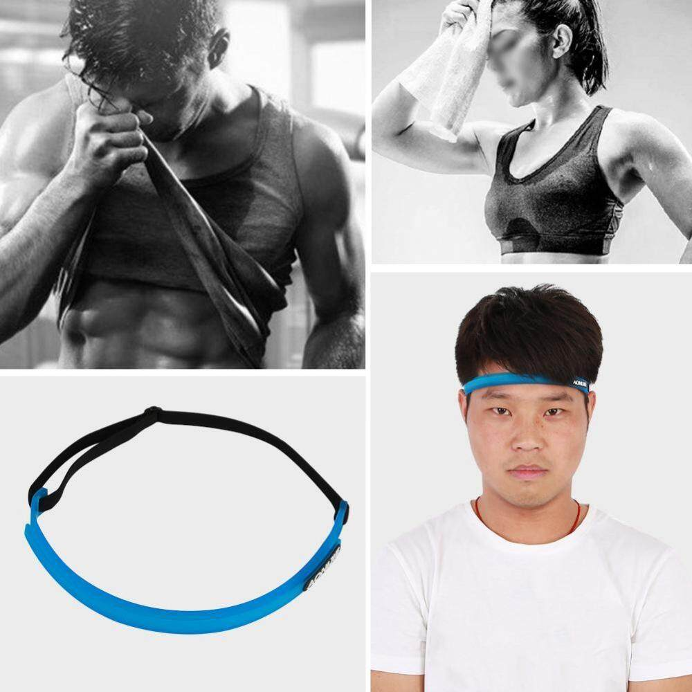 AONIJIE 4 Colors Outdoor Unisex Sports Multi-function Portable Sweat Running Head Band - intl