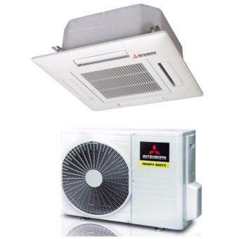 Mitsubishi 2.0hp Eco-Friendly Ceilling Cassette Air Conditioner(R410) - FDT50CRS