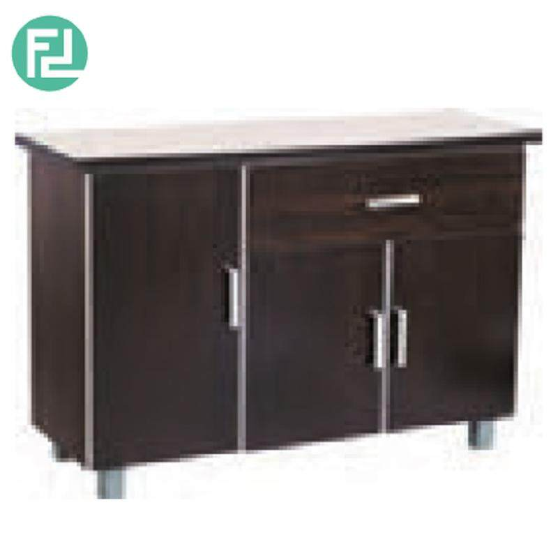 Furniture Direct ROSEWOOD KITCHEN CABINET – 1 DRAWER -3 DOOR
