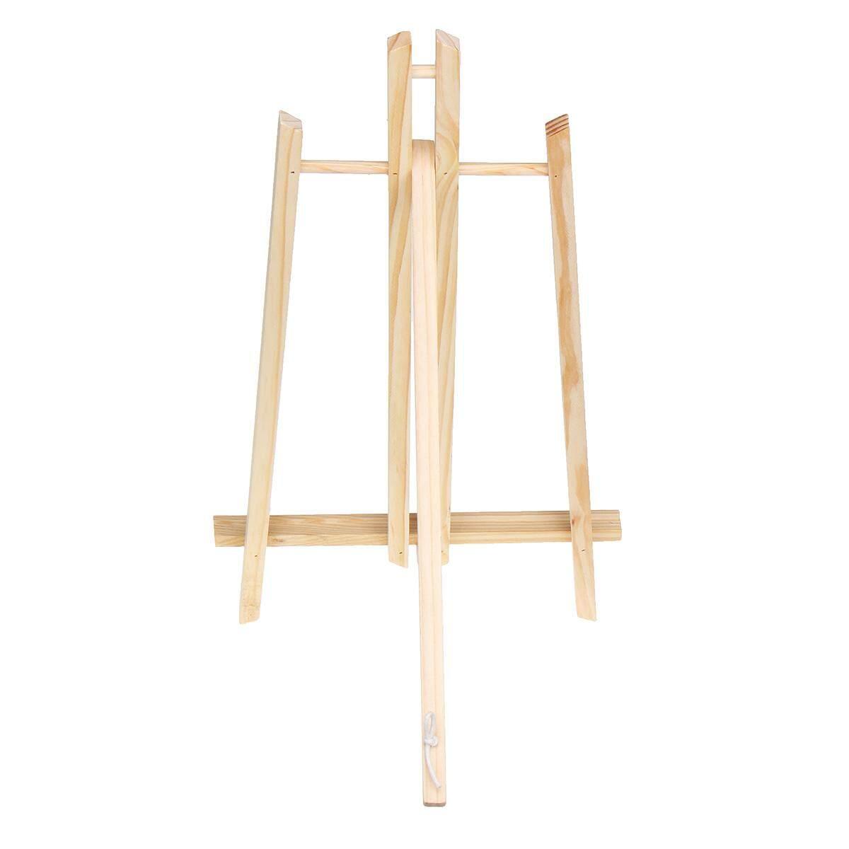 """BEECH WOOD 11/"""" ARTIST TABLE TOP DISPLAY ART WOODEN EASEL CRAFT WEDDING ART"""