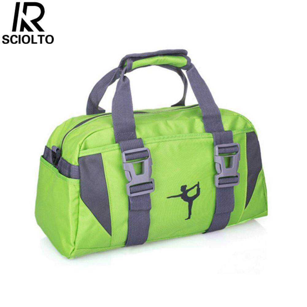 (Free Shipping for WM - Klang Valley,WM - Non Klang Valley,EM - Sabah)SCIOLTO SPORTS Cylinder Motion Gift Fitness Training Tourism Knapsack Durable