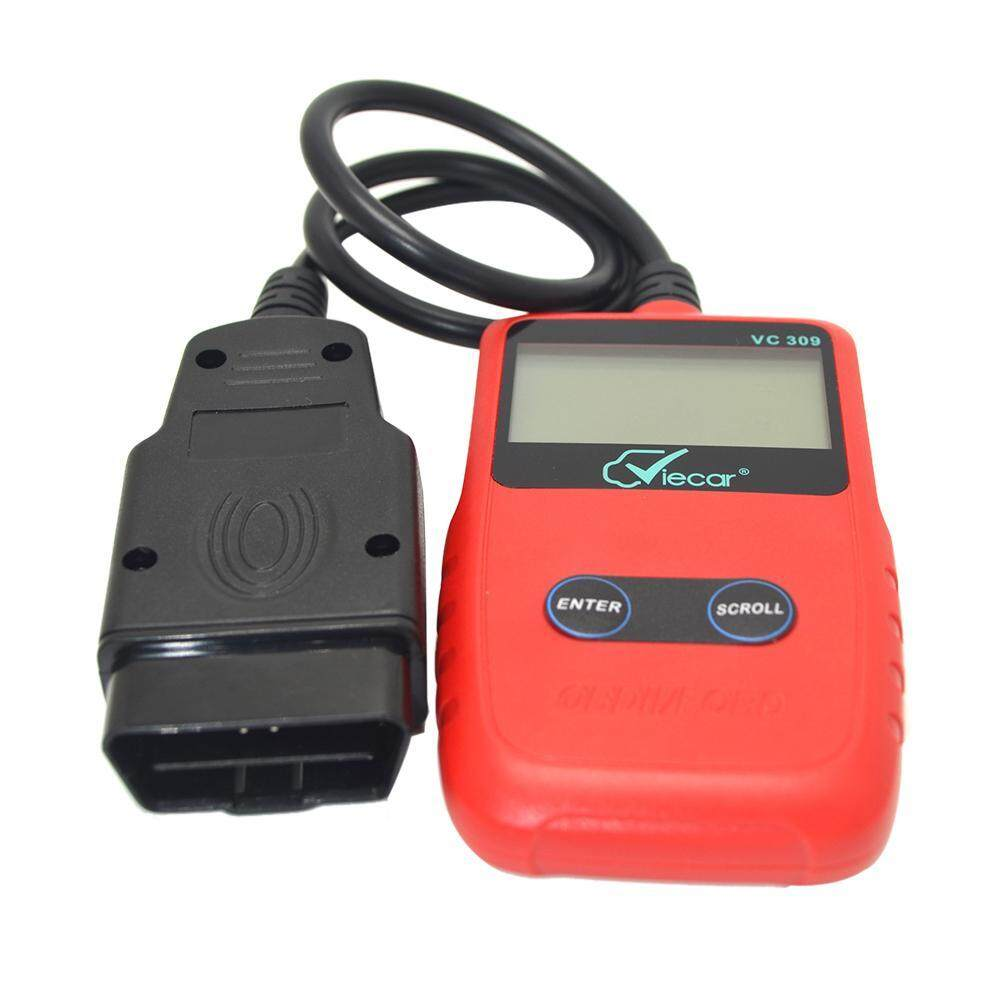 boobc VC309 CAN OBDII Car Auto Diagnostic Scanner Tool Code Reader