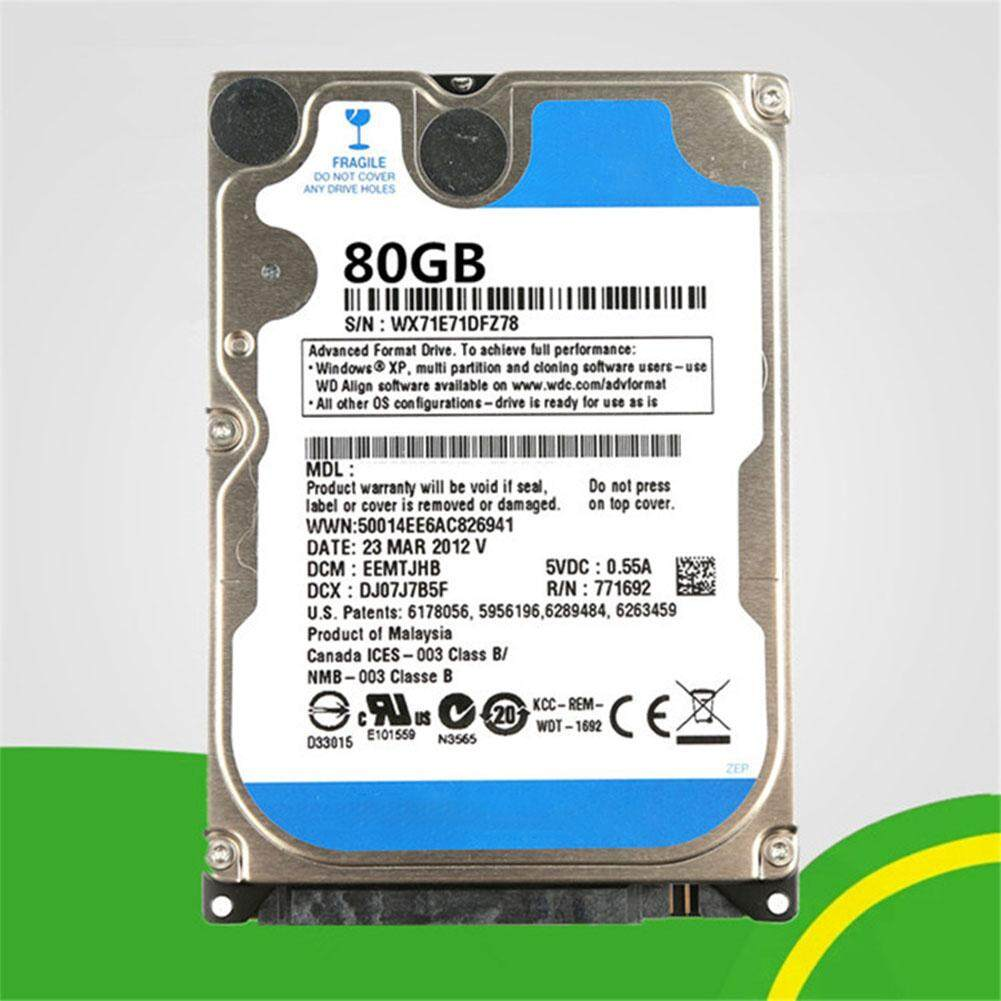 "PC Hard Drive HDD 5400rpm Cache SATA 2.5"" Laptop Hard Drive"