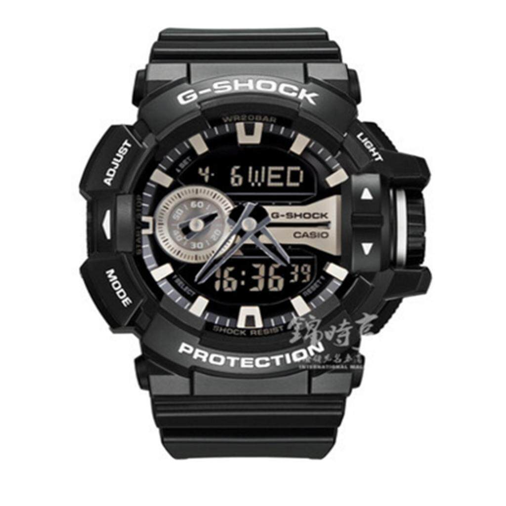 GA-400-7AJF-Shock Hyper Colors Series Wrist Watch - intl