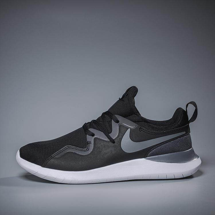 uk availability 39557 d4d68 Nike Wmns Tessen Men's Comfortable Running Sneakers Fashion Casual Sport  Shoes (Black/Grey)