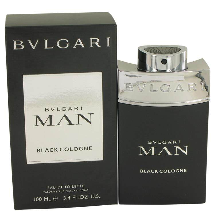 ORIGINAL Bvlgari Man Black Cologne EDT 100ml Perfume