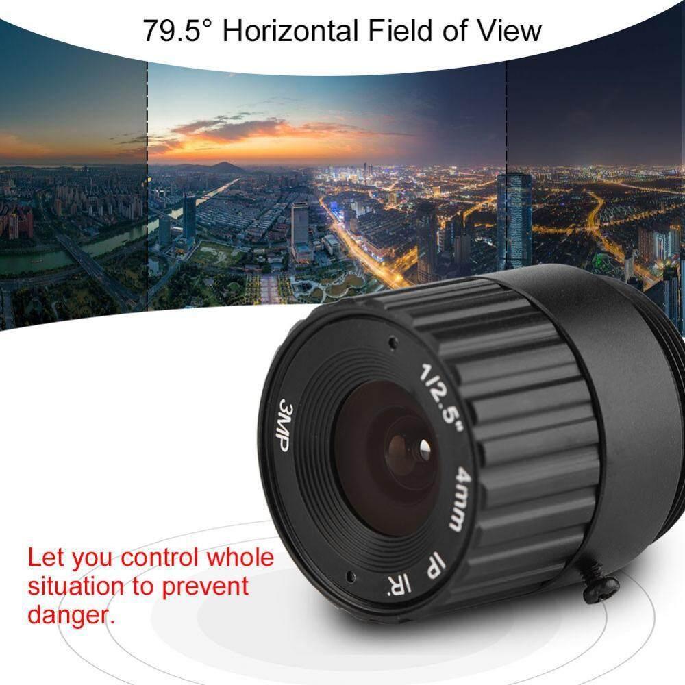 Up to 60%off 4mm CS Mount Security IR Lens 1/2.5''