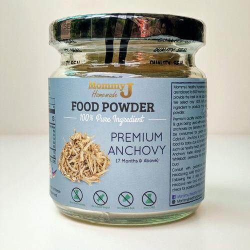 Mommy J Homemade Food Powder Premium Anchovy (100 G) image on snachetto.com