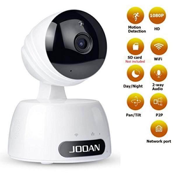Security IP Camera,JOOAN 2.0MP 1080P Home Wireless Video Surveillance System With Two Way Audio Remote Indoor Night Vision Pet Baby Monitor