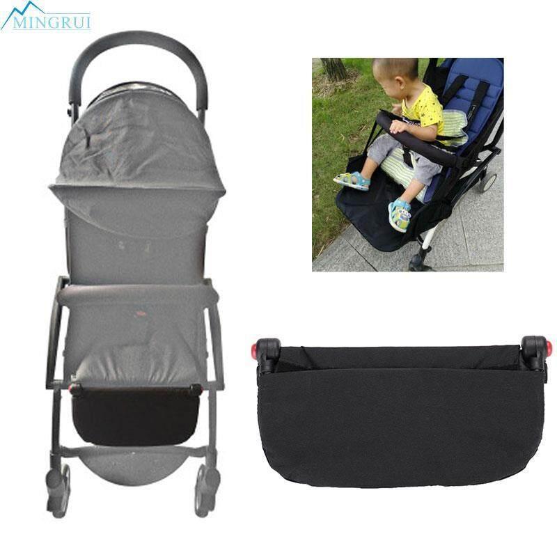 ของแท้ราคาถูก Unbranded/Generic อุปกรณ์เสริมรถเข็นเด็ก Baby Stroller Extension Footrest Pram Accessory Pedal Foot Rest Bumper Bar Black แนะนำเลยดีที่สุดแล้ว
