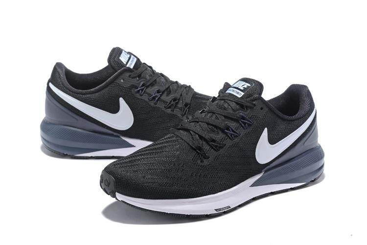 size 40 ac9bb 38a28 NIKE Air Zoom Structure 22 Running Shoes Men s Fashion Sport Sneakers