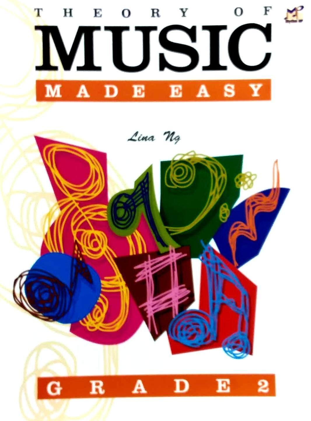 Lina Ng Theory of Music Made Easy Grade 2