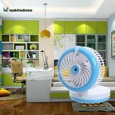 Humidifier USB Mini Cooling Misting Fan Portable Water Spray Mobile Power Fan