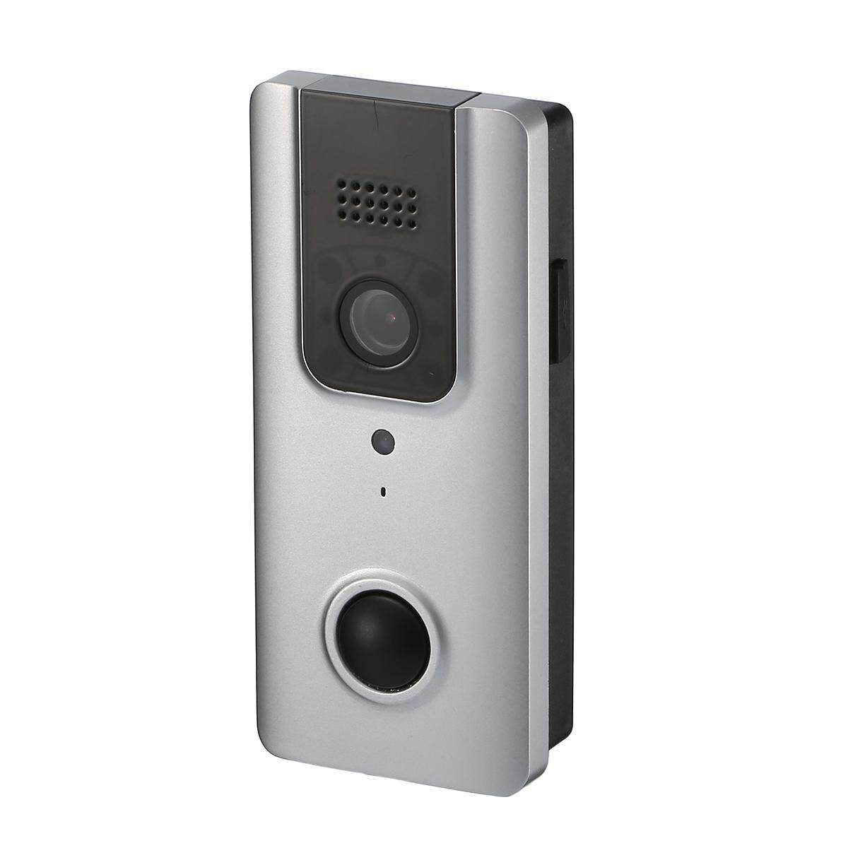 Digoo SB-XYA New Upgrade Wireless Full HD 1080P bluetooth and WIFI Video  Doorbell Pro Smart Home PIR Sensor Rechargeable Doorbell Camera Phone Ring