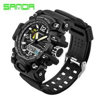 Relogio Masculino Luxury Men Watch Waterproof Fashion Army Sports Quartz Watch 50mm Relojes Hombre