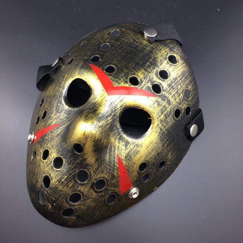 Friday The 13th Jason Voorhees Mask Halloween Costume Props (Overseas Shipping)