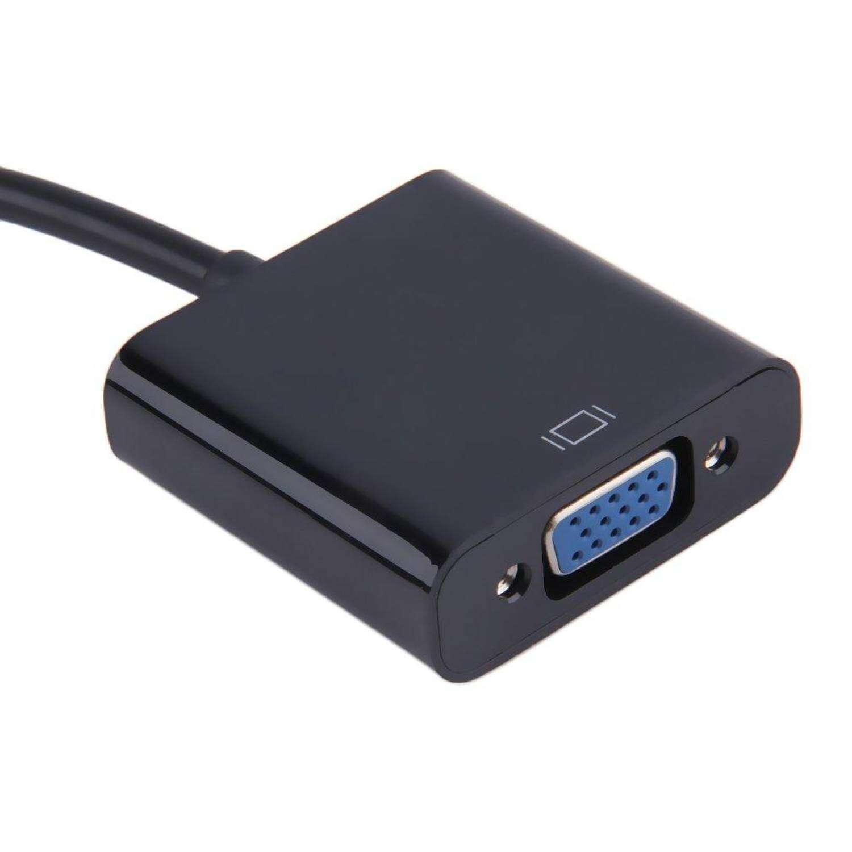 Lalove 1080 P Vfa Laki laki Ke Perempuan Konverter Video Kabel Adaptor untuk PC DVD