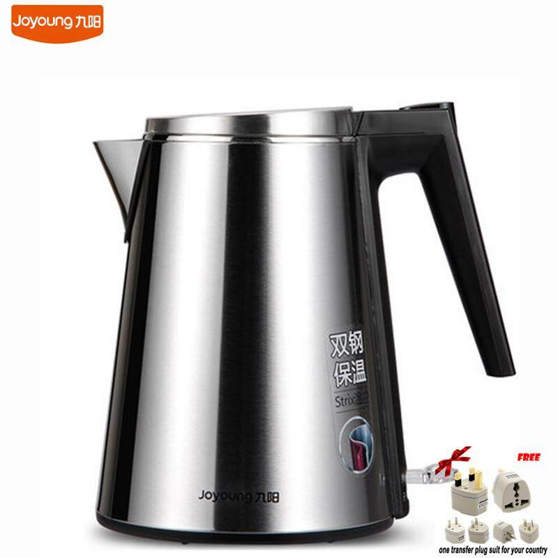 LAHOME Joyoung K15 - F1 304 Stainless Steel Electric Kettle Automatically Without Electricity
