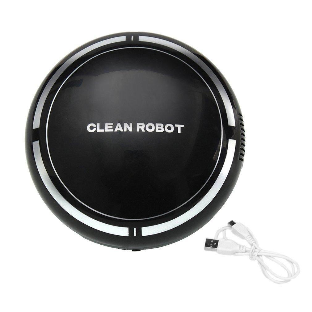 วิธีการเลือก  OH USB ชาร์จ Clean Robot หุ่นยนต์ทำความสะอาดอัตโนมัติที่ทำความสะอาดพื้นสุญญากาศอุปกรณ์กวาดทำความสะอาด - INTL ซื้อเว็บไหนไม่โกง