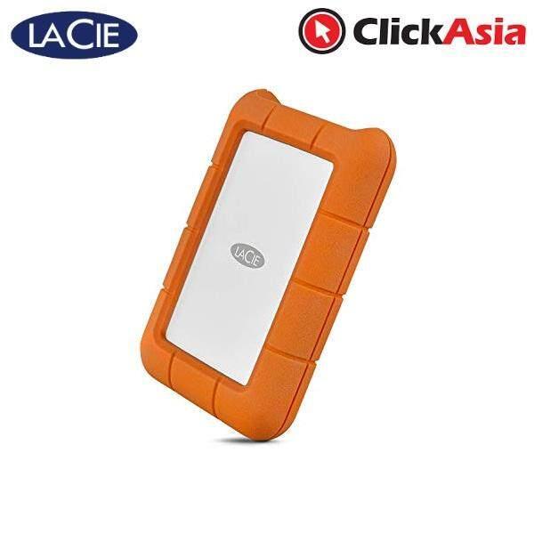 LaCIe Rugged 5TB Portable Hard Drive - USB-C (STFR5000800)
