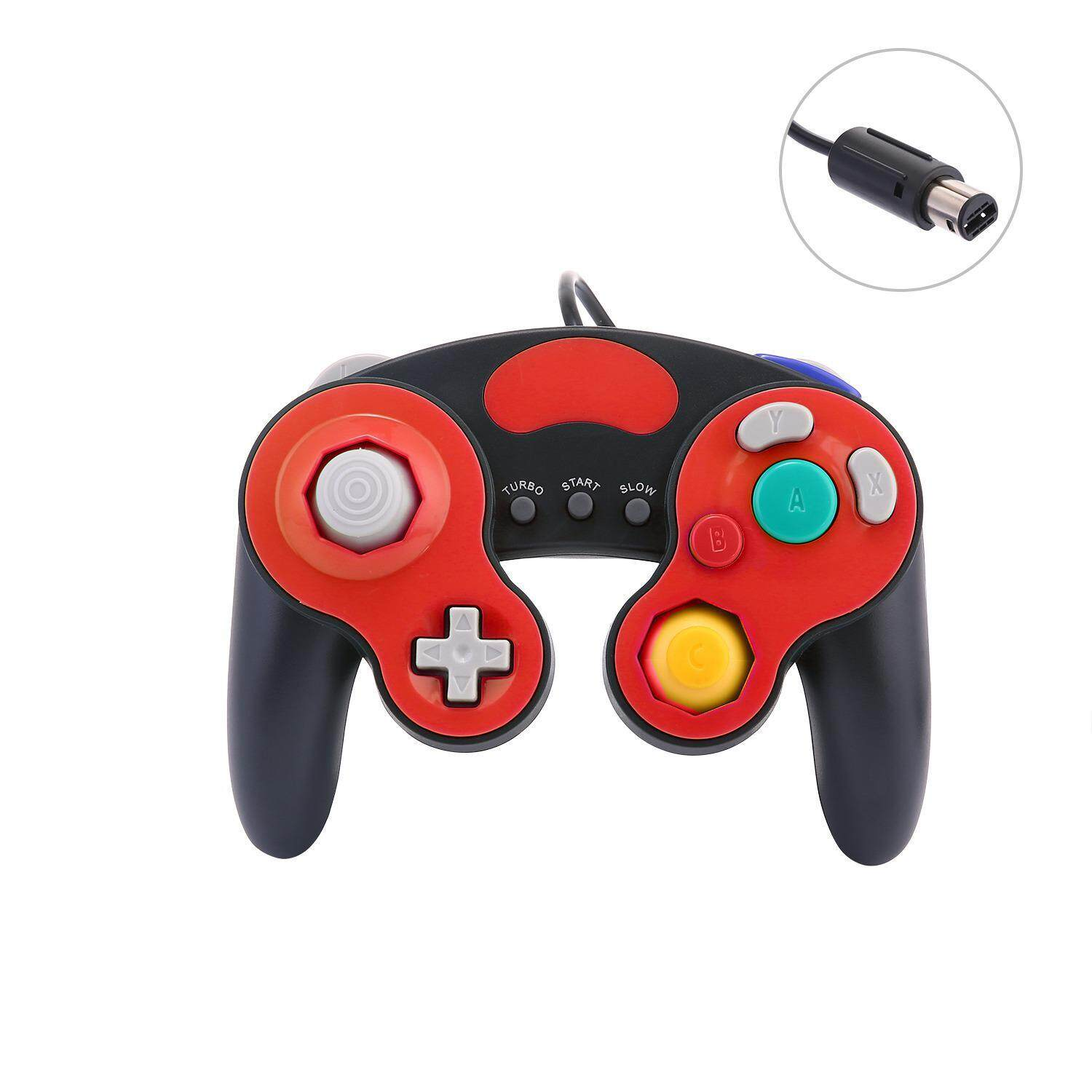 GoodGreat Game Controller, Wired Controller Handhel For Wii Nintendo Gamecube