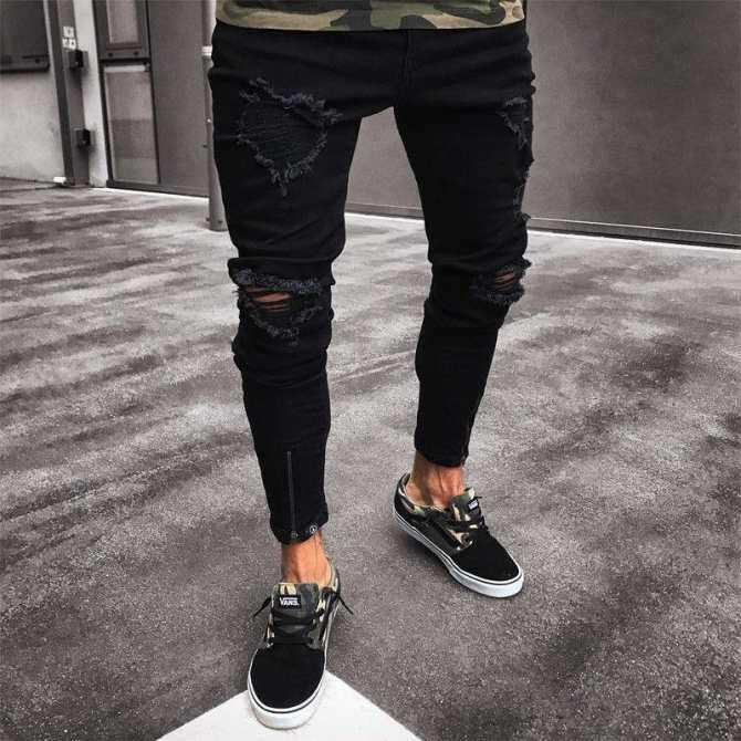 79946b2015b (Audestore) Men Boy Slim Fit Denim Jeans Streetwear Handsome Casual Pants  Free shipping