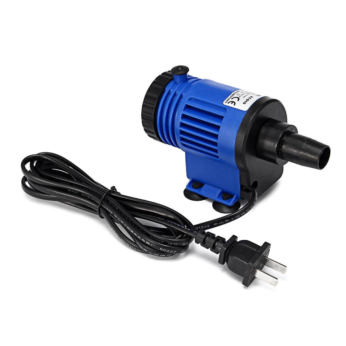 Pet Supplies Imported From Abroad New Aquarium Fish Tank Cleaner Electric Motor Vacuum Siphon Cleaner Water Filter