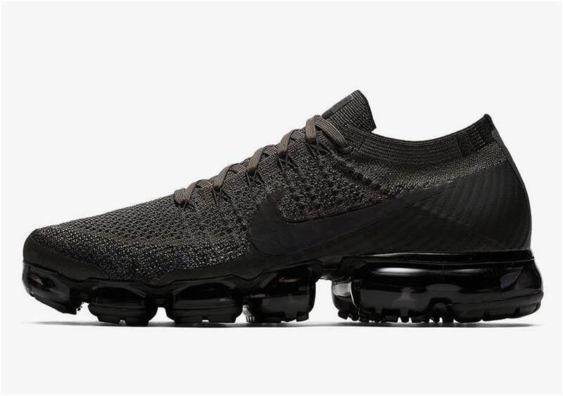 e9bcd81a033 Fashion Original Coole Sportswear Nike_Shoes Air VaporMaxs Men and Women  Shoes Midnight Fog