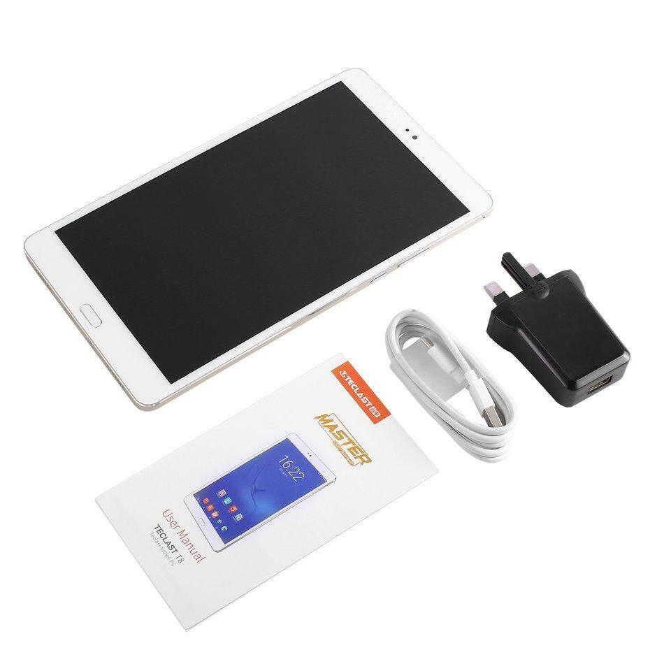 CFB TECLAST T8 8.4 inch IPS Hexa Core 2560x1600 Bluetooth Dual Wifi Tablet PC