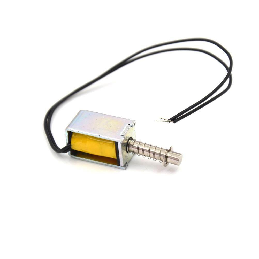 Veli shy Open Frame Actuator Push Pull Solenoid Electromagnet Dc 4 5v  40g/3mm