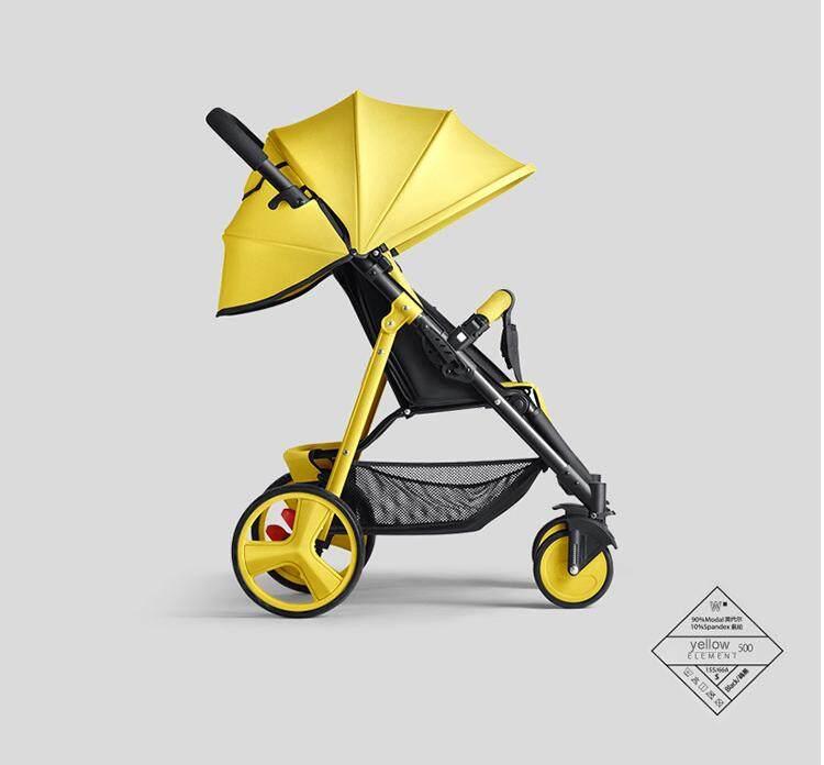 เช็คราคา รถเข็นเด็กแบบนอน คุณภาพสูง Baby Throne รถเข็นเด็กพกพาได้รถเข็นมีร่มน้ำหนักเบาทารกแรกเกิดรถเข็นเด็ก Babyhit รถเข็นรถเข็นเด็กทารก ถูกที่สุด