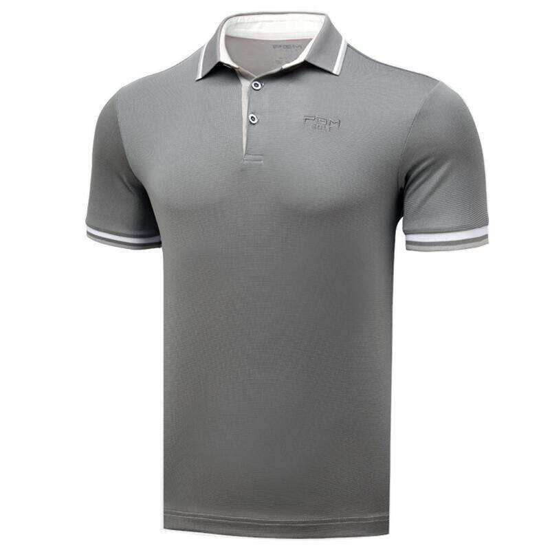 b3f77c3b Product details of Genuine Golf Tops Mens Tshirt Short Sleeve T-Shirt  Summer Breathable Polo Sport Shirt Quick Drying Golf Clothes