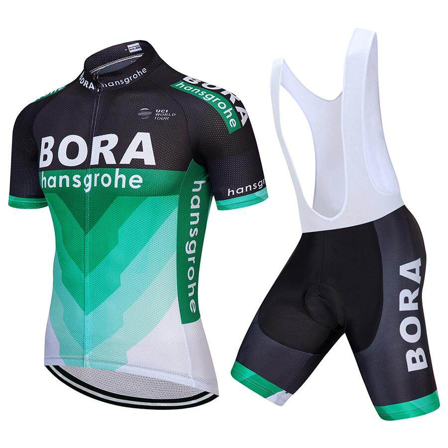Cycling Clothing/Cycling Jersey Sets with Bib 2017 New Style Bicycle Summer Short Sleeve Outdoor Sportswear