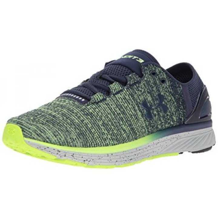 Under Armour Mens Charged Bandit 3, /Midnight Quirky Lime /Midnight 3, Navy, 12 e338a9