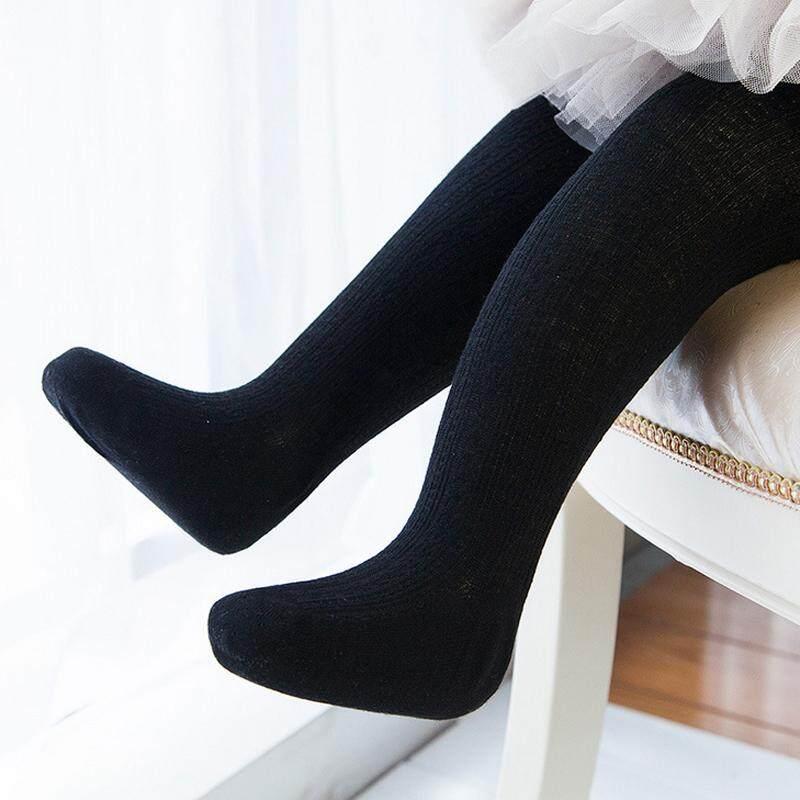 Baby Toddler Kids Girls Cotton Warm Pantyhose Socks Stockings Tights For 0-4Y