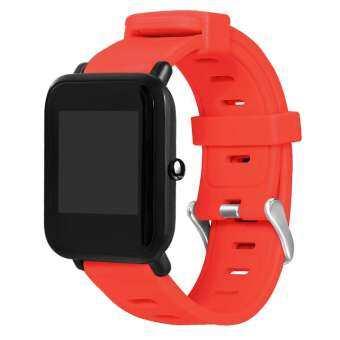Silicon REPLACEMENT สายนาฬิกาสำหรับ huami amazfit BIP นาฬิกาเยาวชน hansonshop-