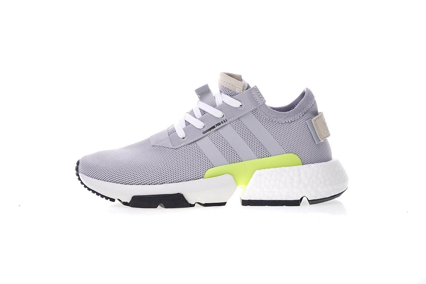 4994dc6a44f37 Adidas Originals POD-S3.1 Boost Men s Breathable Running Sneaker Fashion  Light Sport Shoes