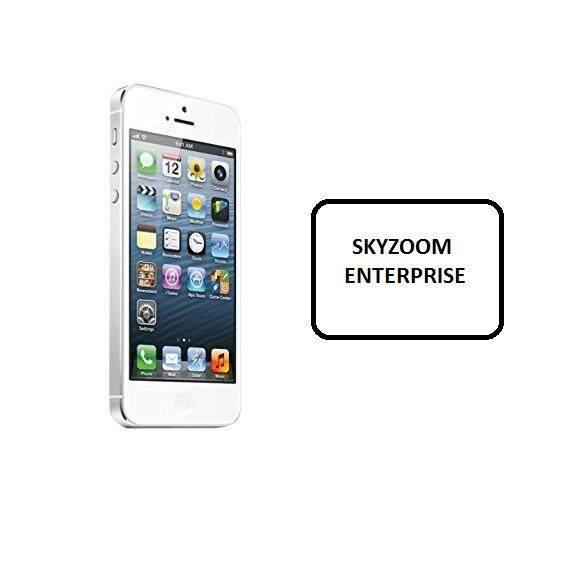 Apple iPhone 5 16GB White Image