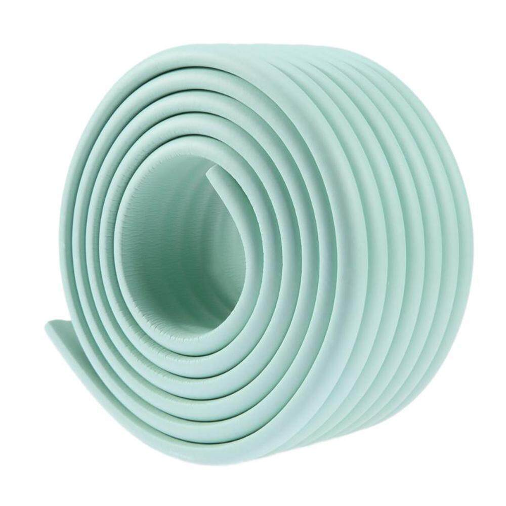 Furniture Edge and Corner Guards,6 5FT Protective Foam Cushion Bumper with  3M Adhesive Child safe Corners,Baby Child Proofing Foam Set and Safe for