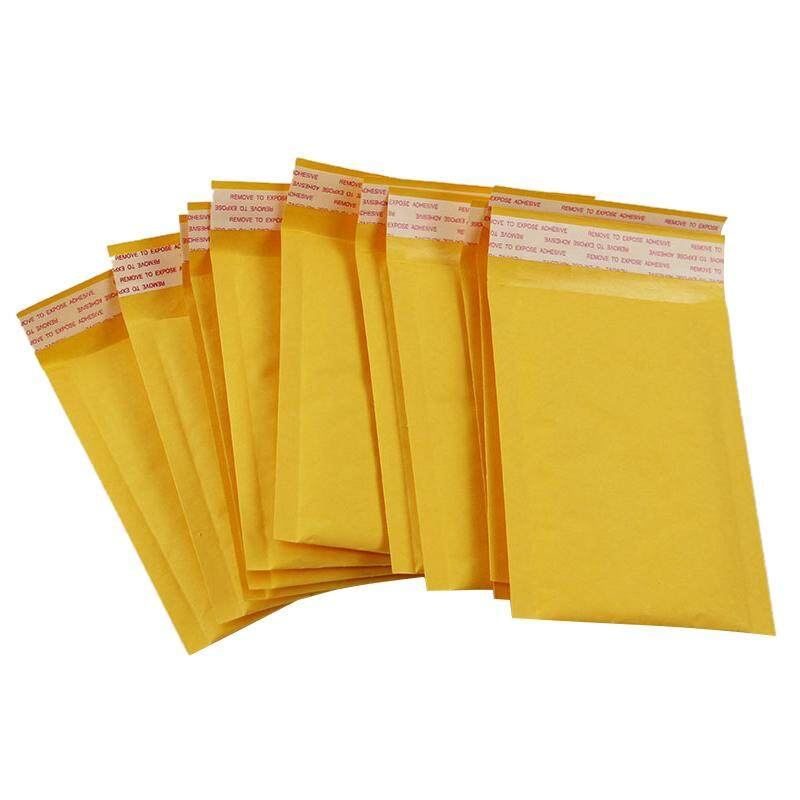 10x Bubble Mailers Padded Envelopes Packaging Shipping Mailing Bags 150mm Bubble Kraft 110 Bags