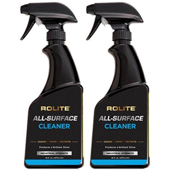 Rolite All-Surface Cleaner (16 fl. oz.) Instantly Cleans TV, Plasma, LCD, LED, iPad, iPhone, Laptop, Macbook, Computer Monitor, Tablets, GPS 2 Pack – intl