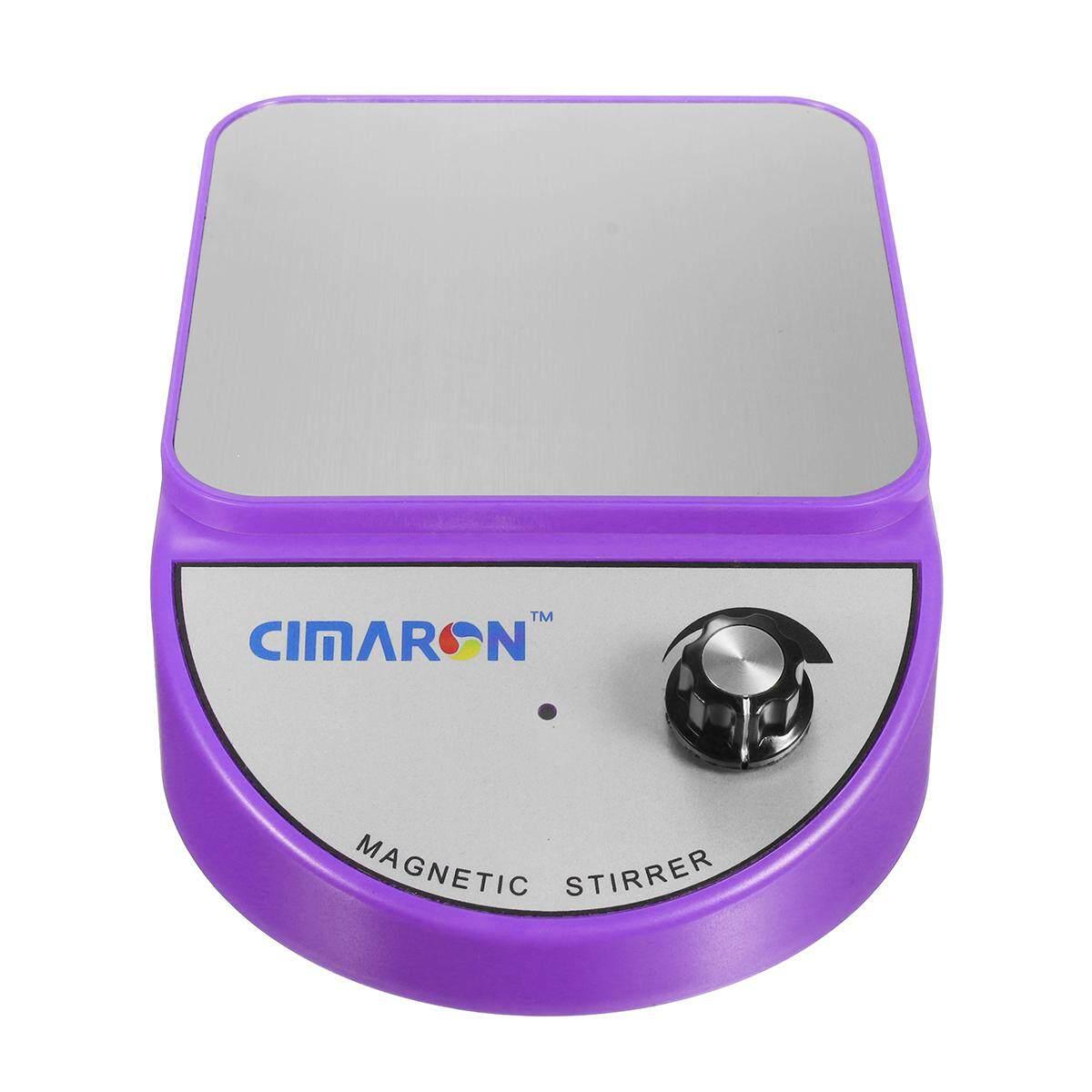 Magnetic Stirrer Laboratory Mixer CIMARON Blue Color 3500ml AC100 -240 Purple