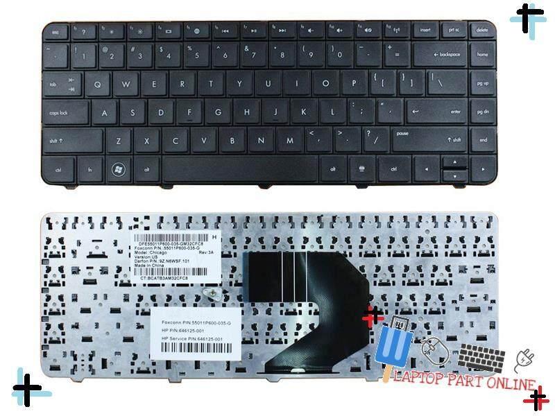 Notebook Laptop Keyboard For HP G42t-400 Series Keyboard