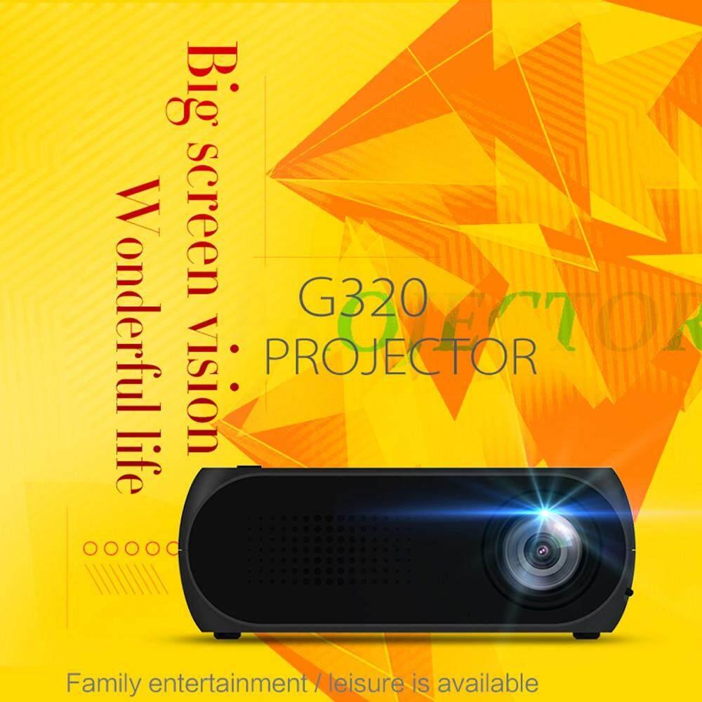 Bessky GIGXON HD 1080 P LED Máy Chiếu Đa Phương Tiện Rạp Hát Tại Nhà Điện Ảnh Đa Năng