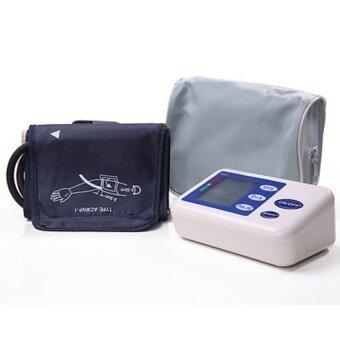 Digital Arm Blood Pressure Upper Automatic Monitor Heart Beat MeterLCD