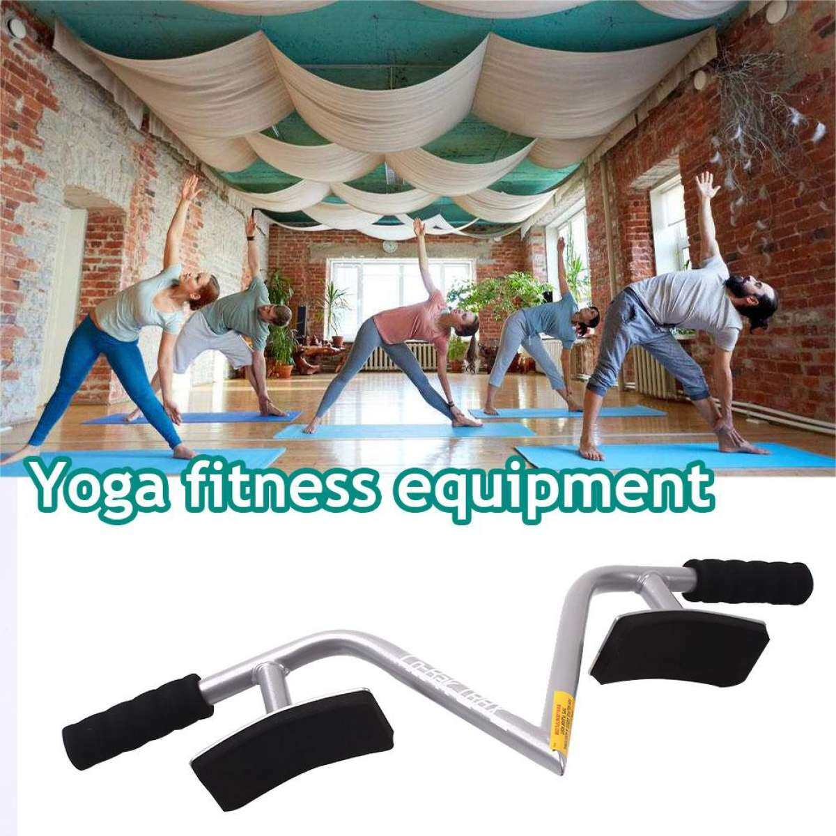 Spinal Traction Strength Yoga Support Rack Stands Easy Comfortable Body Therapy