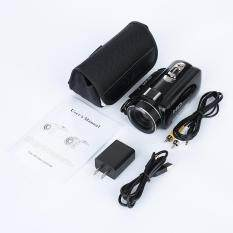 HD 1080P 24MP 16X Zoom Digital Video Camcorder 1080P 24MP 16X Zoom Digital Camcorder CMOS Black FULL HD Cmaera Video Handheld